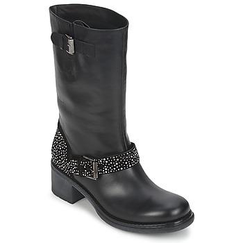 Boty Ženy Kotníkové boty Janet Sport CARYFENO Černá