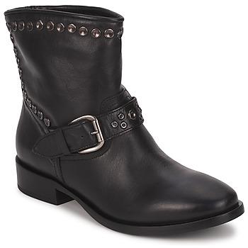 Boty Ženy Kotníkové boty JFK MASELLE Černá