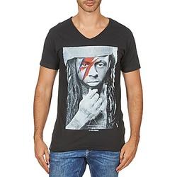 Textil Muži Trička s krátkým rukávem Eleven Paris KAWAY M MEN Černá