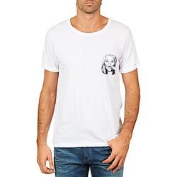 Textil Muži Trička s krátkým rukávem Eleven Paris KMPOCK MEN Bílá
