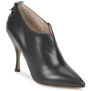 Boty Ženy Nízké kozačky Marc Jacobs MALVA 10X57 Černá