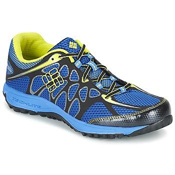 Boty Muži Multifunkční sportovní obuv Columbia CONSPIRACY™ TITANIUM Modrá / Černá