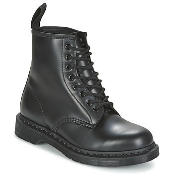 Boty Kotníkové boty Dr Martens 1460 MONO Černá