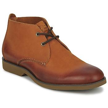 Boty Muži Kotníkové boty Sperry Top-Sider BOAT OXFORD CHUKKA BOOT Hnědá