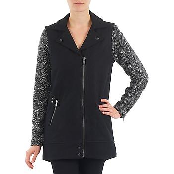 Textil Ženy Kabáty Vero Moda MAYA JACKET - A13 Černá