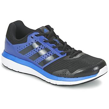 Boty Muži Běžecké / Krosové boty adidas Performance DURAMO 7 M Černá / Modrá