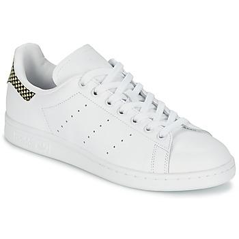 Boty Ženy Nízké tenisky adidas Originals STAN SMITH Bílá