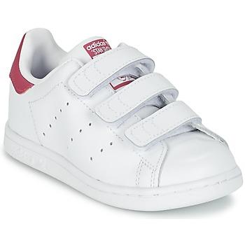 Boty Dívčí Nízké tenisky adidas Originals STAN SMITH CF I Bílá