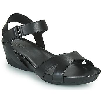 Boty Ženy Sandály Camper MICRO Černá