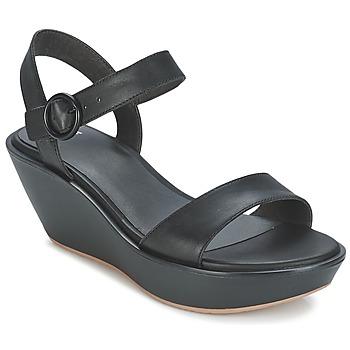 Boty Ženy Sandály Camper DAMAS Černá