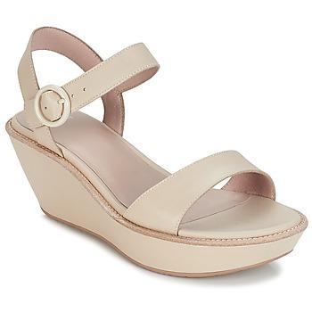 Boty Ženy Sandály Camper DAMAS Béžová