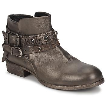Boty Ženy Kotníkové boty Strategia YIHAA Stříbřitá