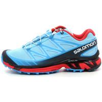 Boty Ženy Běžecké / Krosové boty Salomon Wings Pro Bleu