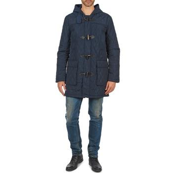 Textil Muži Parky Freeman T.Porter MACON Tmavě modrá