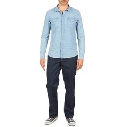 Textil Muži Kapsáčové kalhoty Dickies WORK PANT Tmavě modrá