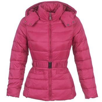 Textil Ženy Prošívané bundy Benetton FRIBOURGA Růžová