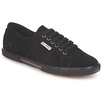 Boty Nízké tenisky Superga 2950 Černá
