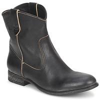 Boty Ženy Kotníkové boty n.d.c. SAN MANUEL CAMARRA SLAVATO Černá