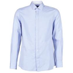 Košile s dlouhymi rukávy Hackett SQUARE TEXT MUTLI