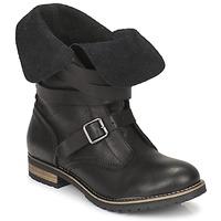 Boty Ženy Kotníkové boty Casual Attitude GRAVINE Černá