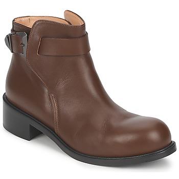 Kotnikove boty Kallisté 5723 Hnědá 350x350