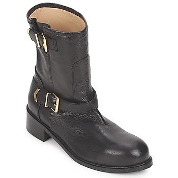 Kotnikove boty Kallisté 5609 Černá 350x350