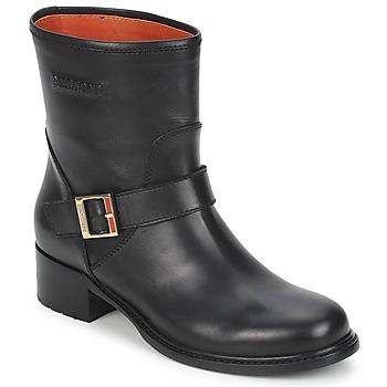 Boty Ženy Kotníkové boty Missoni WM028 Černá