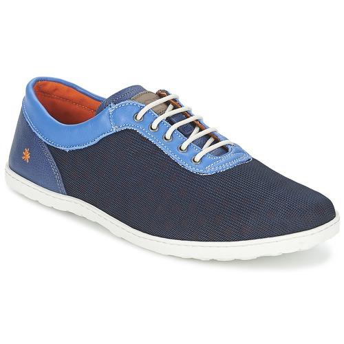 Nizke tenisky Art QWERTY Modrá 350x350