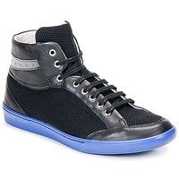Boty Muži Kotníkové tenisky Swear GENE 3 Černá / Modrá