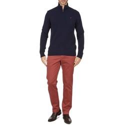 Textil Muži Mrkváče Hackett STRETCH TWILL CHINO Růžová