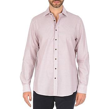 Textil Muži Košile s dlouhymi rukávy Hackett MULTI MINI GRID CHECK