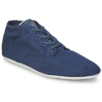 Boty Kotníkové tenisky Eleven Paris BASIC MATERIALS Tmavě modrá