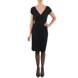 Textil Ženy Krátké šaty La City ROBE3D1B Černá