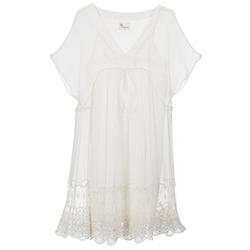 Textil Ženy Krátké šaty Stella Forest ARO035 Krémově bílá