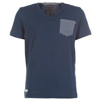 Textil Muži Trička s krátkým rukávem Gaastra DUSK Tmavě modrá