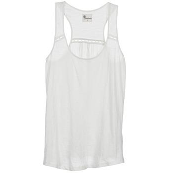 Textil Ženy Tílka / Trička bez rukávů  Stella Forest ADE005 Bílá