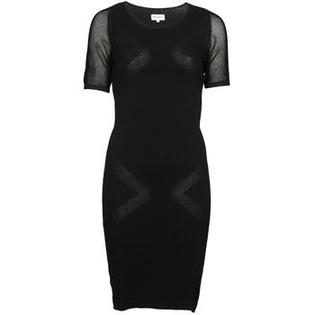 Textil Ženy Krátké šaty American Retro GEMMA LO Černá