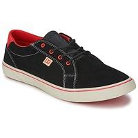 Boty Ženy Nízké tenisky DC Shoes COUNCIL W Černá / Červená