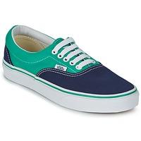 Boty Nízké tenisky Vans ERA Modrá / Zelená