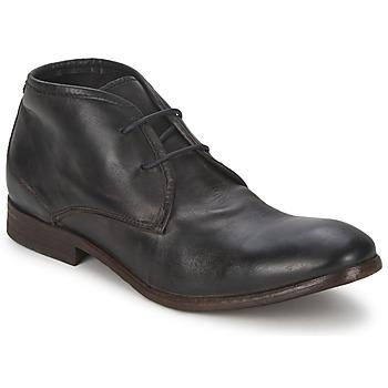 Boty Muži Kotníkové boty Hudson CRUISE Černá