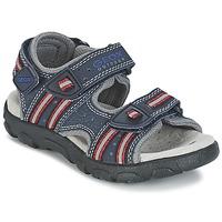Sportovní sandály Geox S.STRADA A