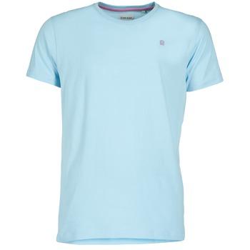 Textil Muži Trička s krátkým rukávem Serge Blanco 3 POLOS DOS Modrá / Nebeská modř