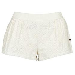 Textil Ženy Kraťasy / Bermudy Element BROSS Krémově bílá