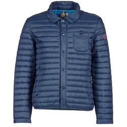 Textil Muži Prošívané bundy Gaudi DOMPE Tmavě modrá