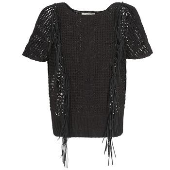 Textil Ženy Svetry Gaudi SILENE Černá
