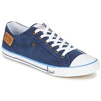 Boty Muži Nízké tenisky Kaporal ICARE Tmavě modrá