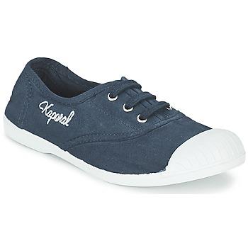 Boty Dívčí Nízké tenisky Kaporal VICKANO Tmavě modrá