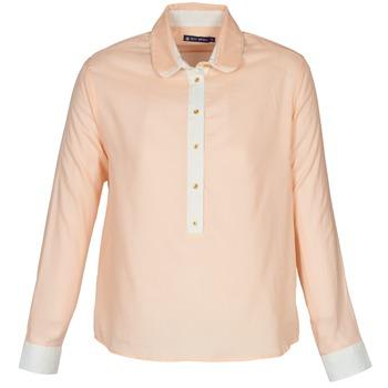 Textil Ženy Košile / Halenky Petit Bateau FILAO Růžová