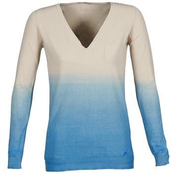 Textil Ženy Svetry Gas DESHI Béžová / Modrá