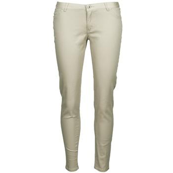 Textil Ženy Kapsáčové kalhoty Little Marcel PRANTI Béžová